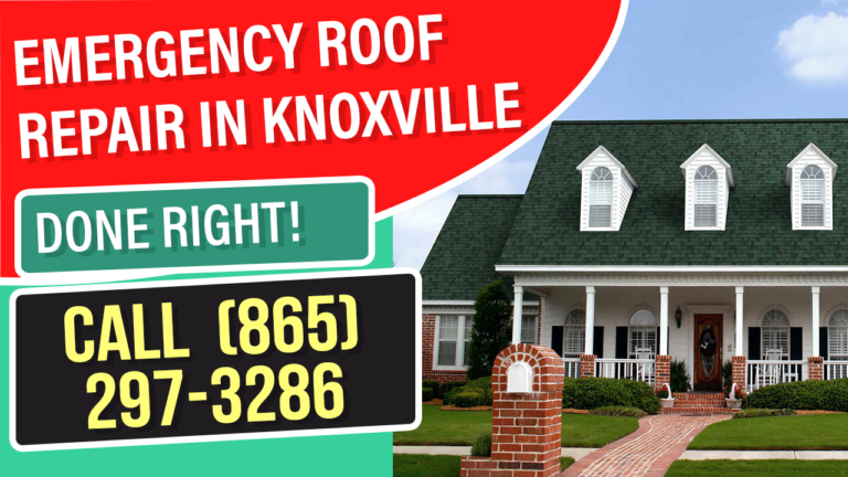 Emergency Roof Repair Knoxville TN