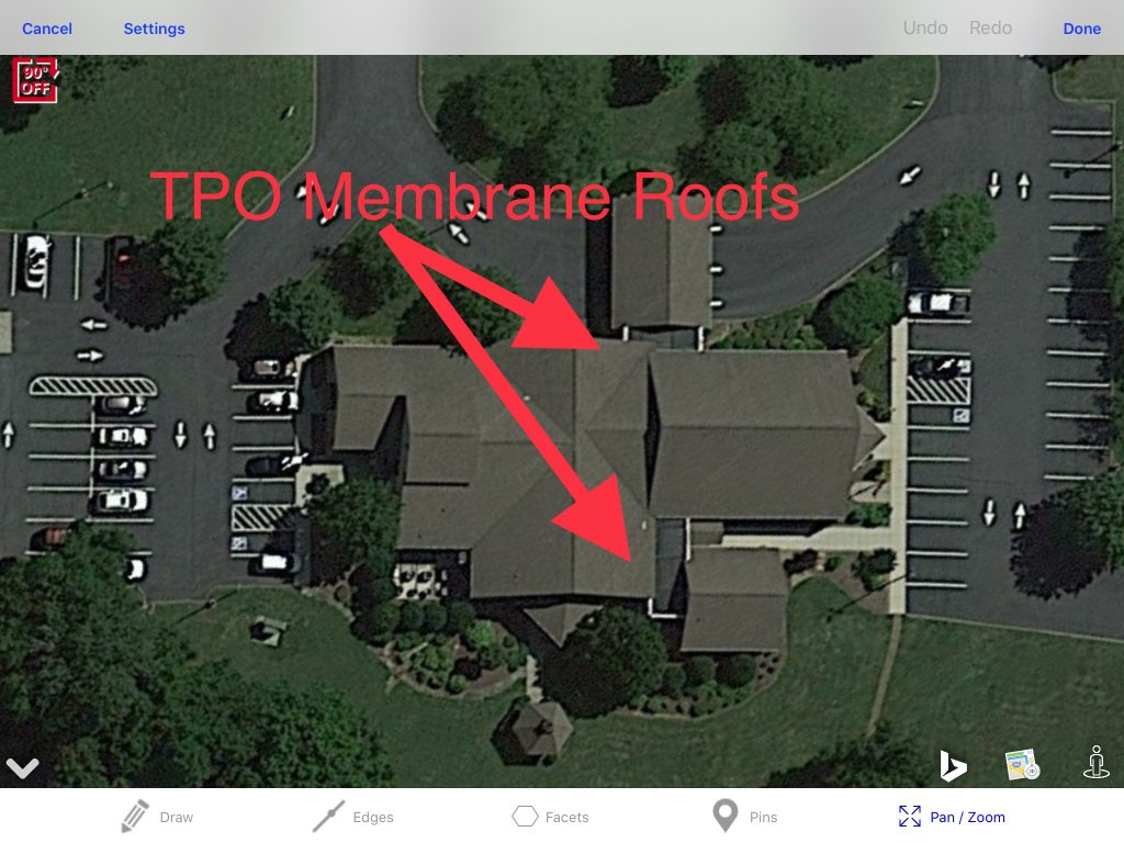 TPO Commercial Roof