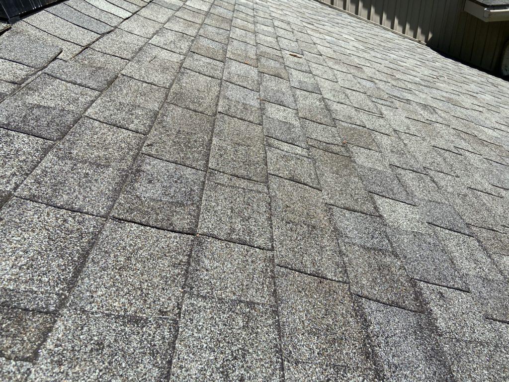 Roof Repair Of Bad Shingles