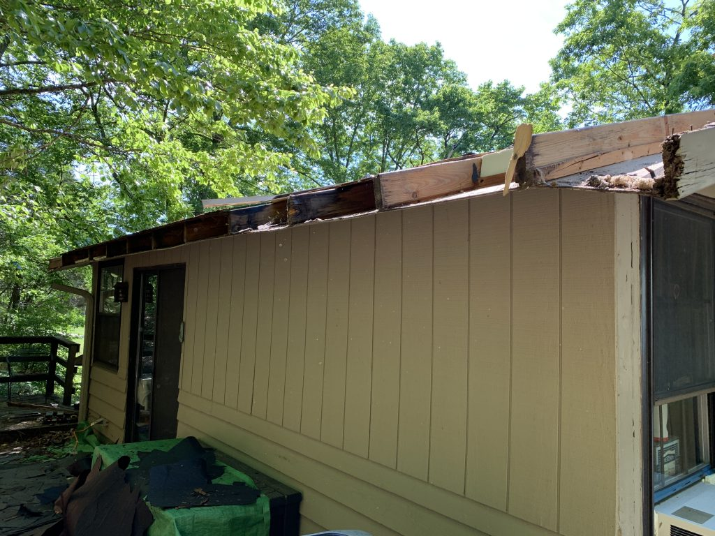 Prevent soffit and fascia rot