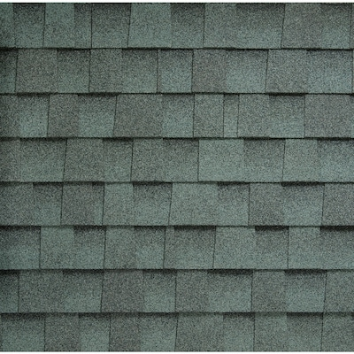 This is picture of GAF Timberline HD shingle Slate in color.