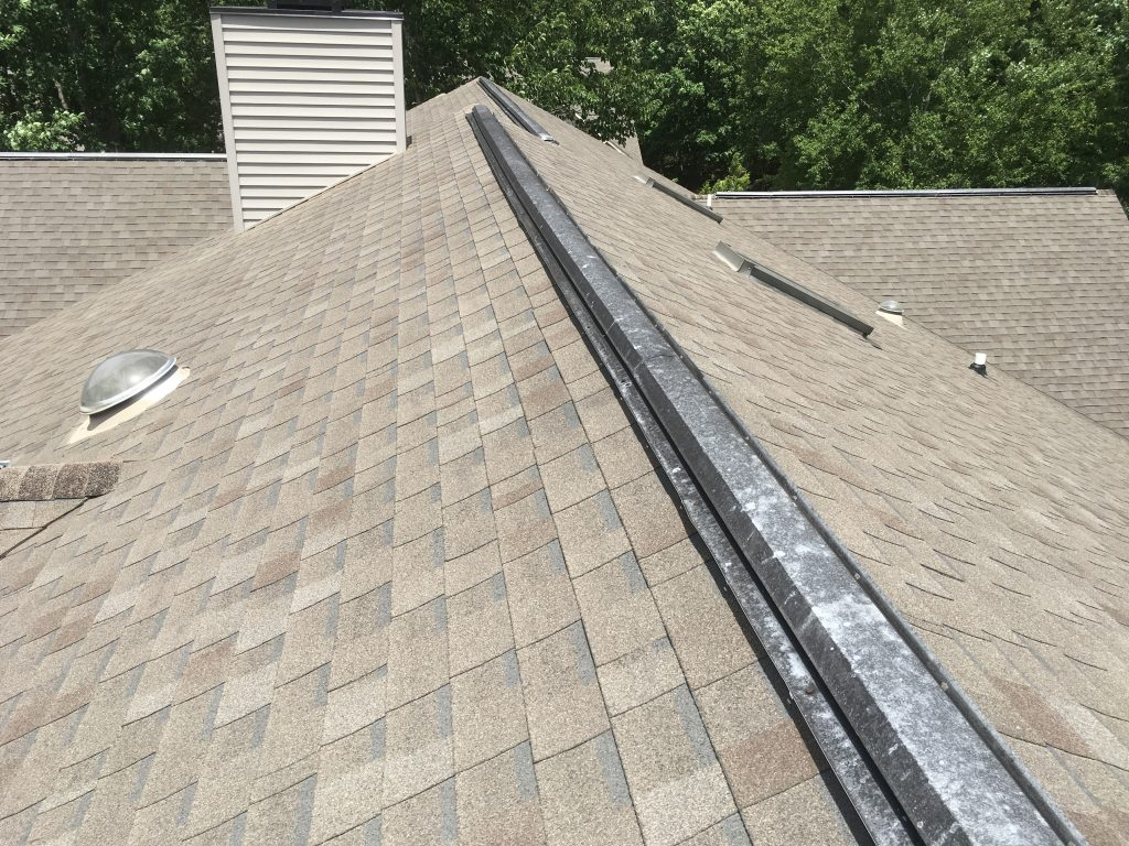 Existing Roof Condition