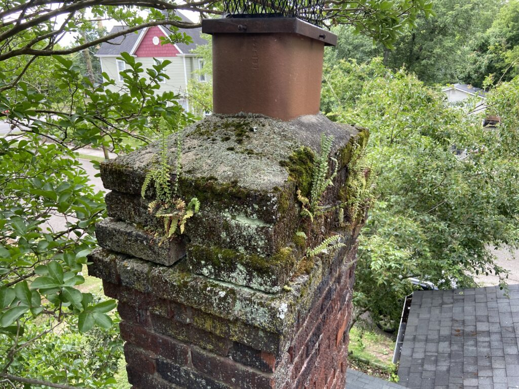 Problems with Chimney Need to be Addressed