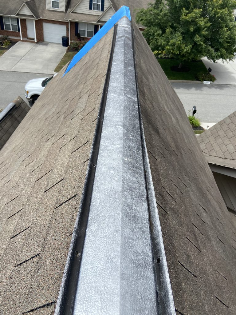 Ridge Vents Need to be Replaced