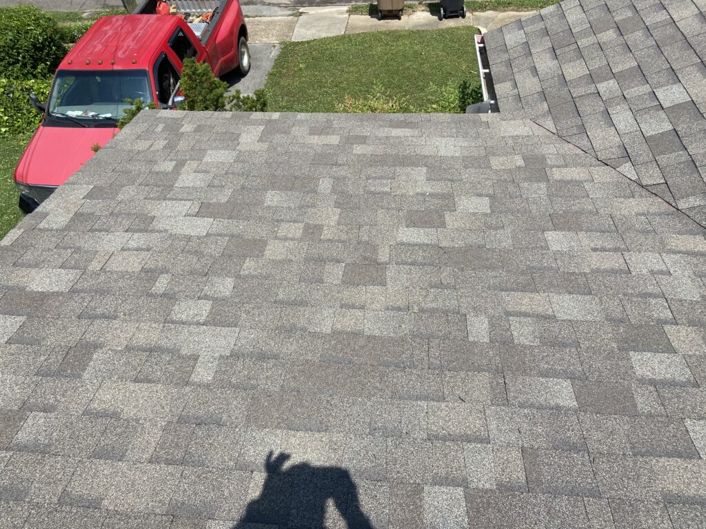new owens corning driftwood shingles installed in knoxville tn