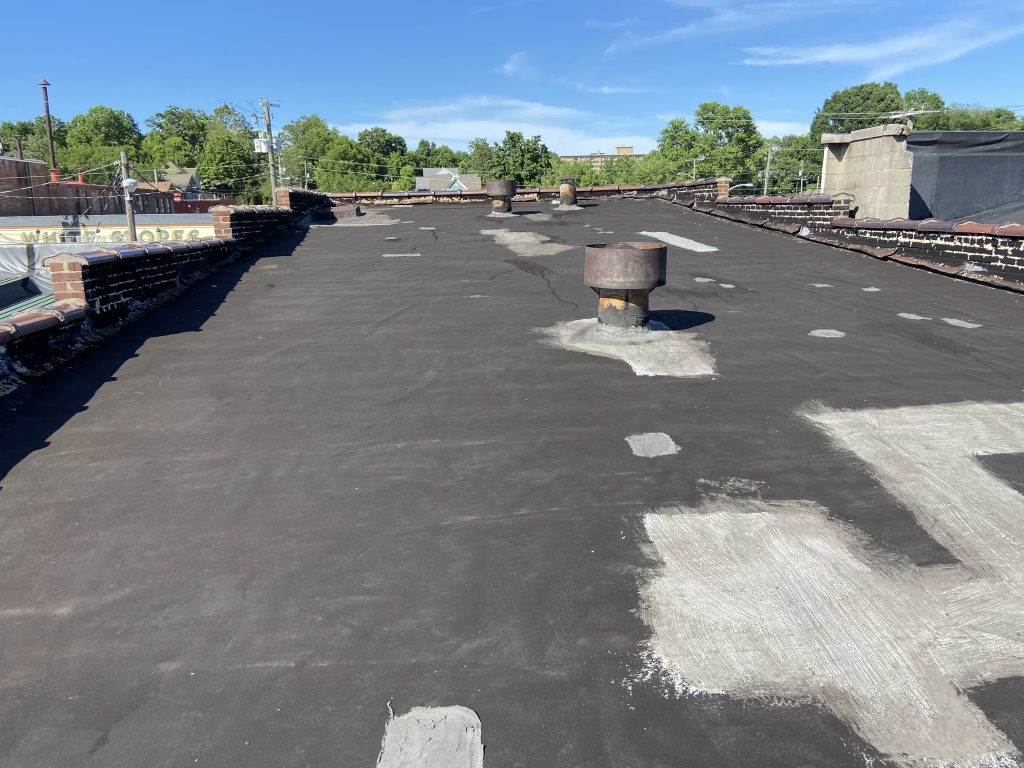 Commercial Roof Contractor Suggests Coating a Membrane Roof