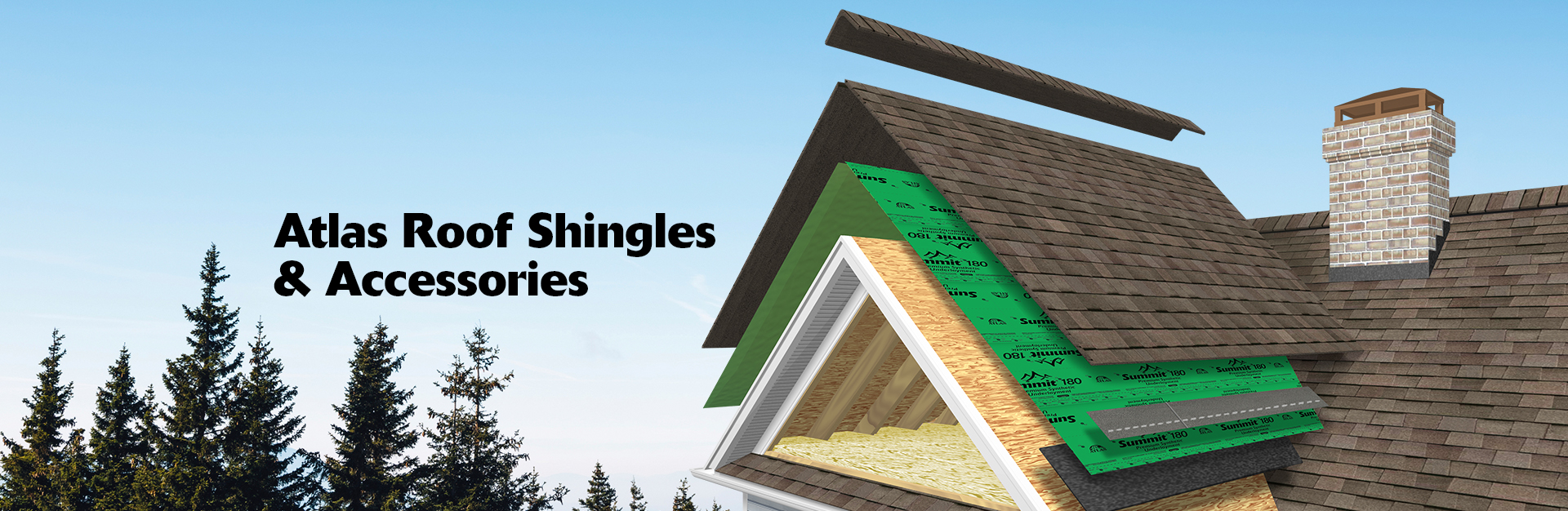 this is a layout of the atlas pinnacle pristine shingle system
