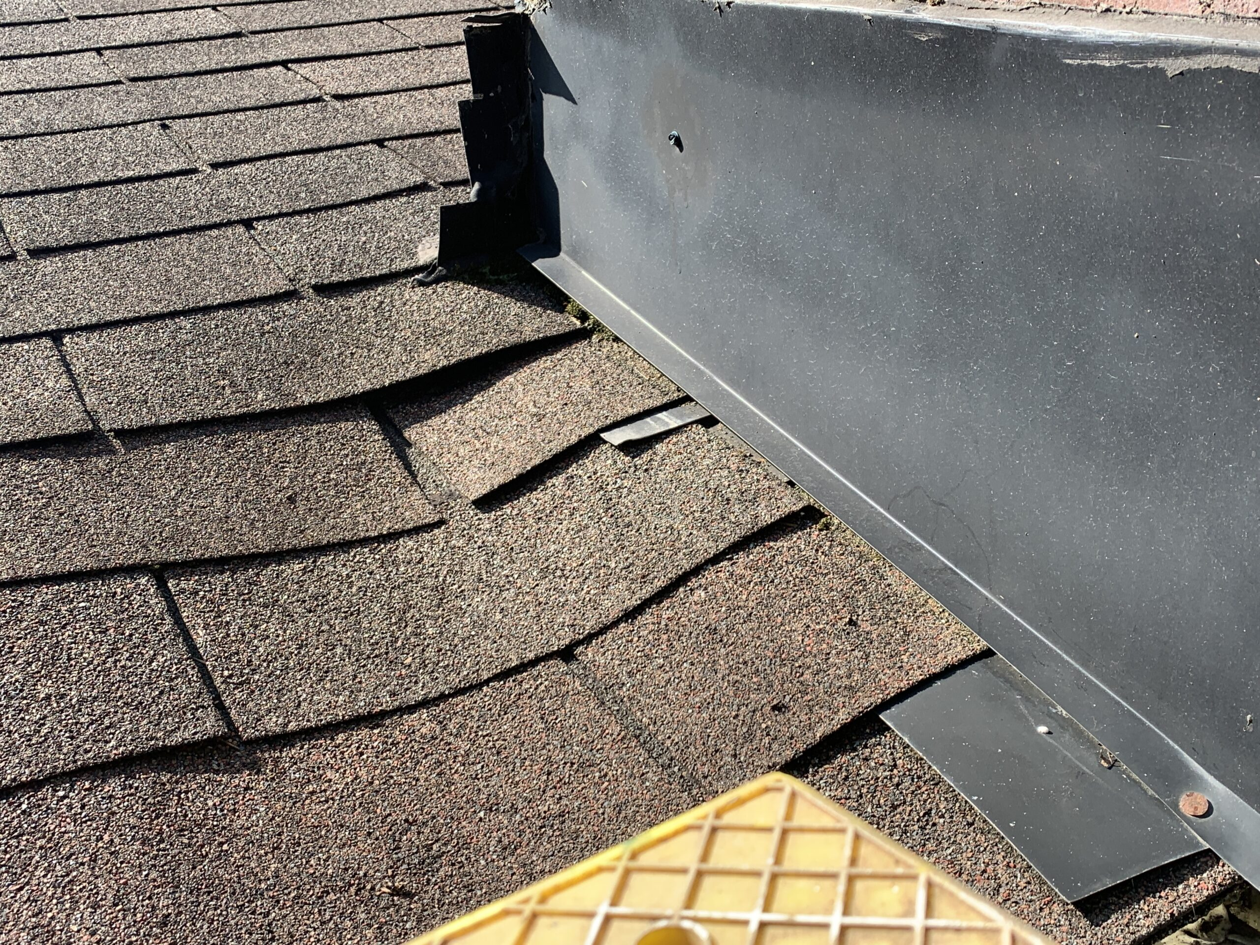 When leaks are left Unnoticed or neglected, they begin to cause rot to sheathing and rafters