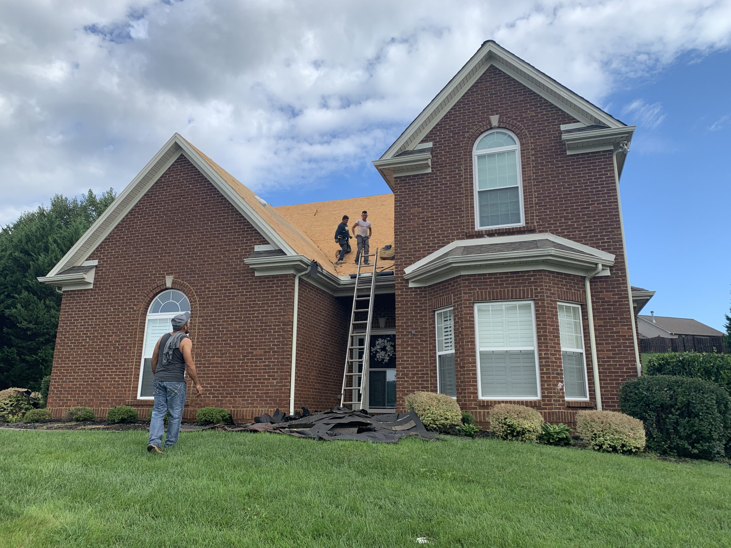 When installing a new roof system, installers should always remove all old roofing materials including shingles, felt and nails to ensure the best roof possible