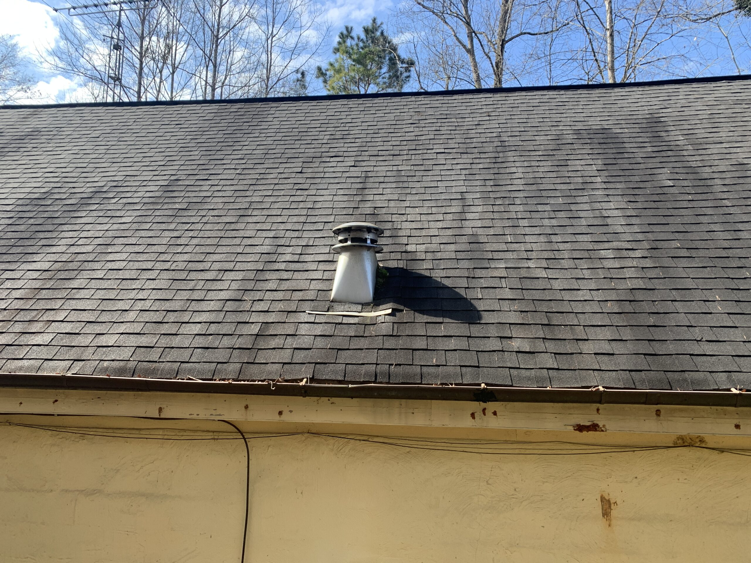 Old stand architectural shingles