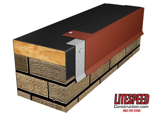 Commercal Roof Drip Edge