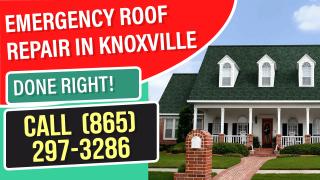 Emergency Roof Repair Knoxville TN